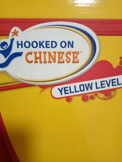 Hooked on Chinese