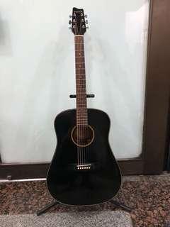 Samick Acoustic guitar ( Make in Korea )