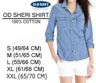 Old Navy Sheri Shirt