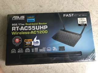 ASUS Dual-band Router RT-AC55UHP
