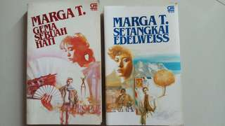 Novel Marga T