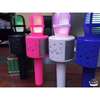 LED Microphone USB