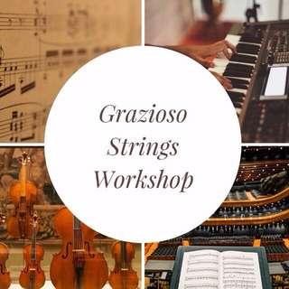 Violin/Viola Course (Trial Lesson-Elementary)