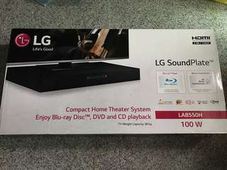 Brand New LG Home Theatre