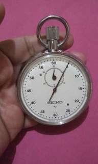 Vintage rare seiko stop watch