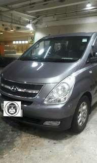 HYUNDAI H1 2.5 2010