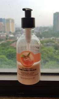 Body shop lotion