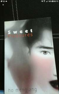 Local book  Sweet pleasures   Ho meng jang   Add $1 for postage Or pick up hougang buangkok mrt