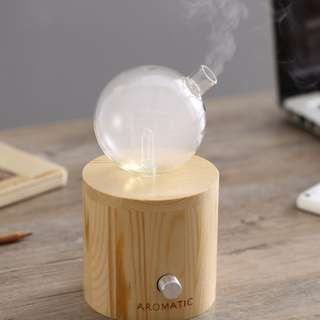 🚚 Free Shangrila Essential Oil | Aroma Diffuser | MUJI Style | Gift | Air Purifier| Nebulizer | Nebulizing Diffuser