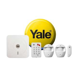 908. Yale Smart Home Alarm Kit