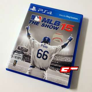 PS4 MLB THE SHOW 15