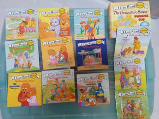 Phonics readers - 12 books