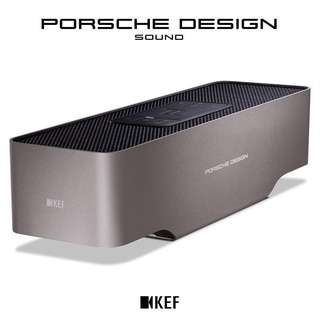 KEF x Porsche Design Gravity One