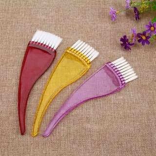 Professional Hair Dyeing Brush for Salon Hair Coloring Comb Hair Dye Tool