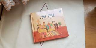 Love book diari love is by puuung