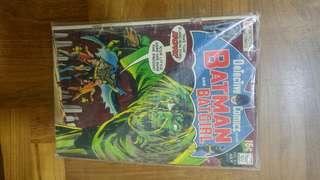 Detective Comics bronze age DC comics