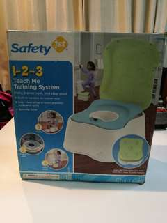 Safety 1st Potty, Trainer Seat & Step Tool