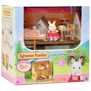 Sylvanian FamiliesSylvanian Families Cosy Cottage Starter Home