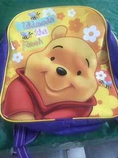 Winnie the pooh backpak