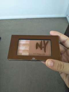 Maybelline bronzer/highlighter