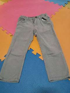 H&M pants for 3-4 yo kids