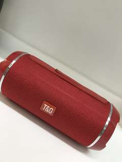 Bluetooth Speaker T&G TG116