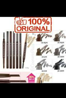 Pensil alis etude eye brow