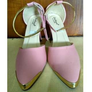 High heels Pink salem