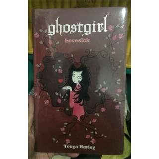 Novel ghostgirl lovesick