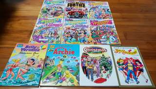 Archie Americana Series & more!