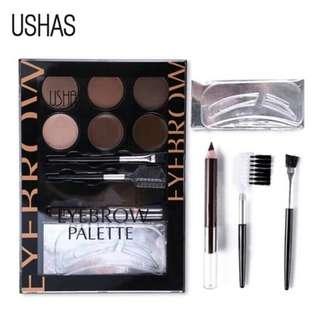 Eyebrow palette set