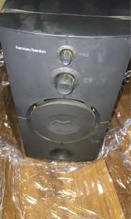 Harmon Kardon / Dell subwoofer