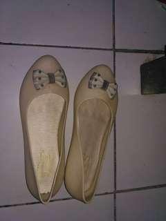 Sepatu Cinderella hehe