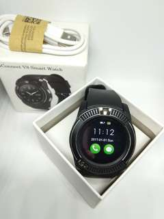 4connect v8 smart watch