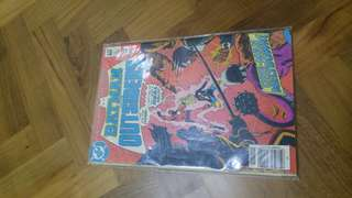 Batman and the Outsiders bronze age DC comics