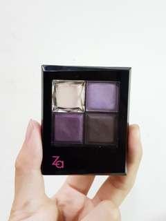 🚚 Za 紫色眼影盤