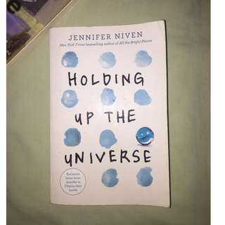 Holding Up The Universe (Trade)