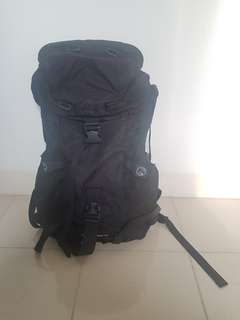 (NEW) Tas Backpack EIGER Wanderlust 35 warna Black