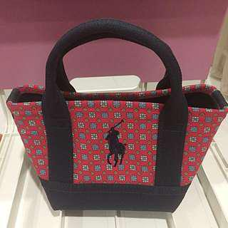 aa7a84e1ce Ralph Lauren lunch Bag