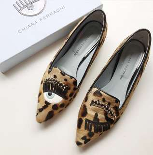 Sepatu Chiara Ferragni Flats