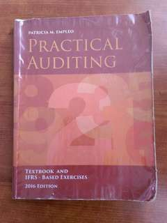 Auditing by Empleo 2016 ed