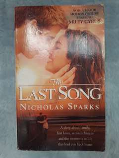 Nicholas Sparks' The Last Song