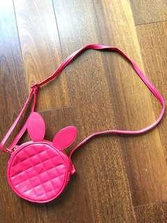 Asos rabbit ear crossbody bag