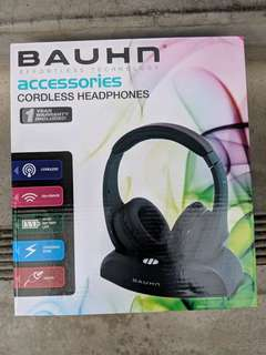 Bauhn Cordless Headphone