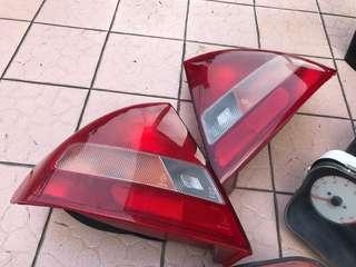 Rear lamp evo 4
