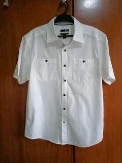 Memo Button-down Shirt