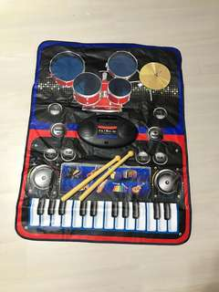 2 in 1 Music Dam Playmat