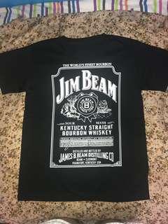 Jim Beam Black Tshirt