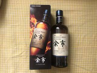 余市 single malt 700ml 日本 威士忌