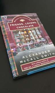 The Sunday Philosophy Club : Friends, Lovers, Chocolate (Hard Cover)